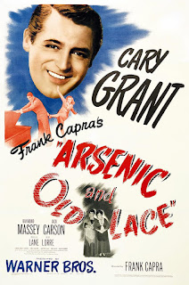 Arsénico por compasión, Frank Capra, Arsenic and Old Lace