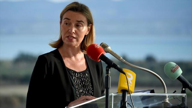 UE dice que el cumplimiento del acuerdo nuclear es obligatorio