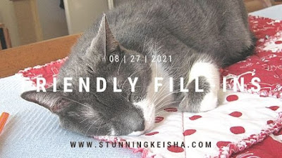 Feral Friday: August Angst