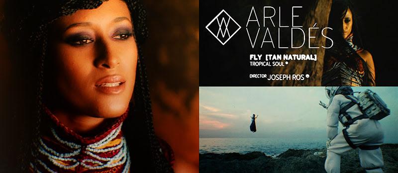 Arle Valdés - ¨Fly (Tan natural)¨ - Videoclip - Dirección: Joseph Ros. Portal Del Vídeo Clip Cubano