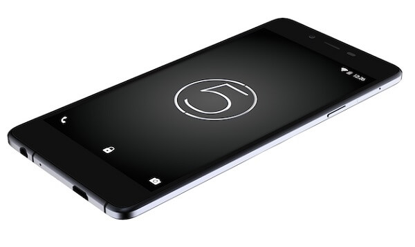 Micromax Q450 Canvas Sliver 5 Hang On Logo & Write Flash Done