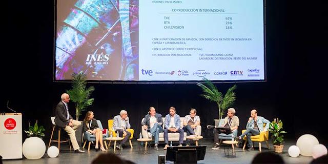 RTVE coproducirá la novela 'Inés del alma mía' de Isabel Allende