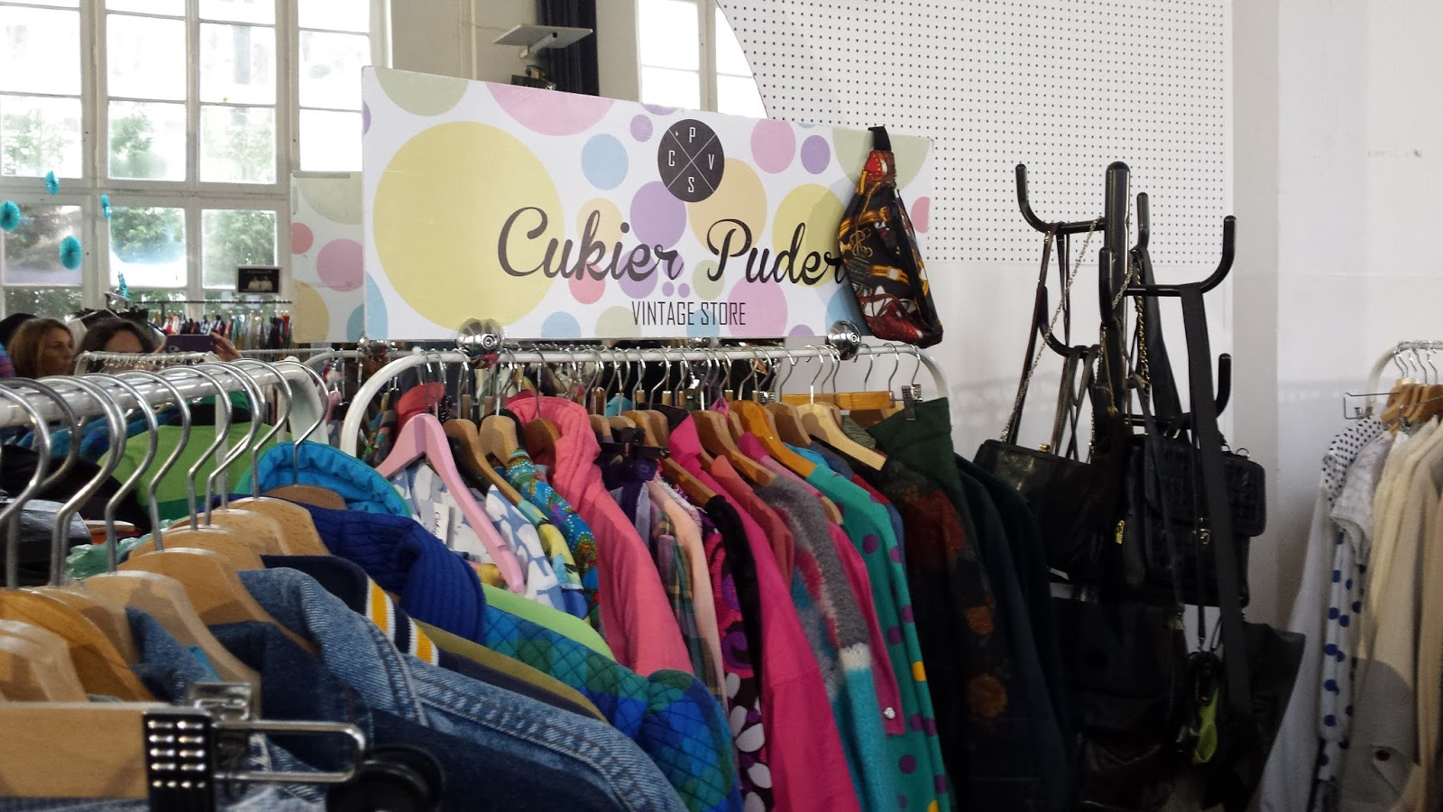 Cukier Puder, vintage shop, moda vintage, retro, gdzie kupować ubrania vintage