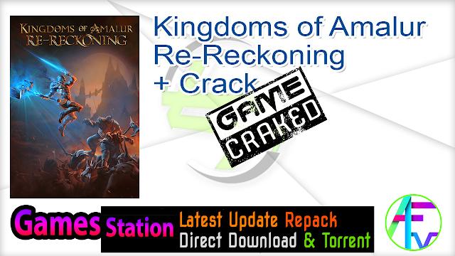 Kingdoms of Amalur Re-Reckoning + Crack
