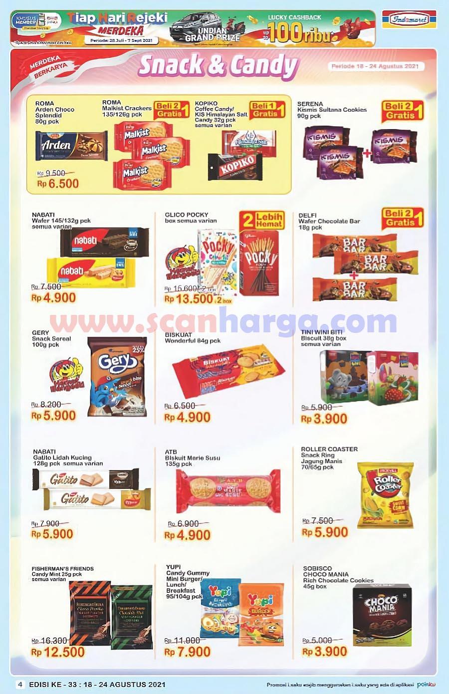Katalog Indomaret Promo Terbaru 18 - 24 Agustus 2021 4