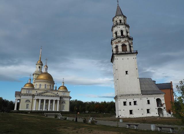 Невьянская башня (Свердловская область, Невьянск)