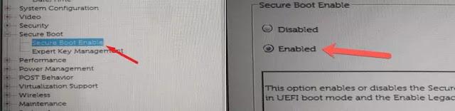 Cara Mengaktifkan Secure Boot Windows 10-4