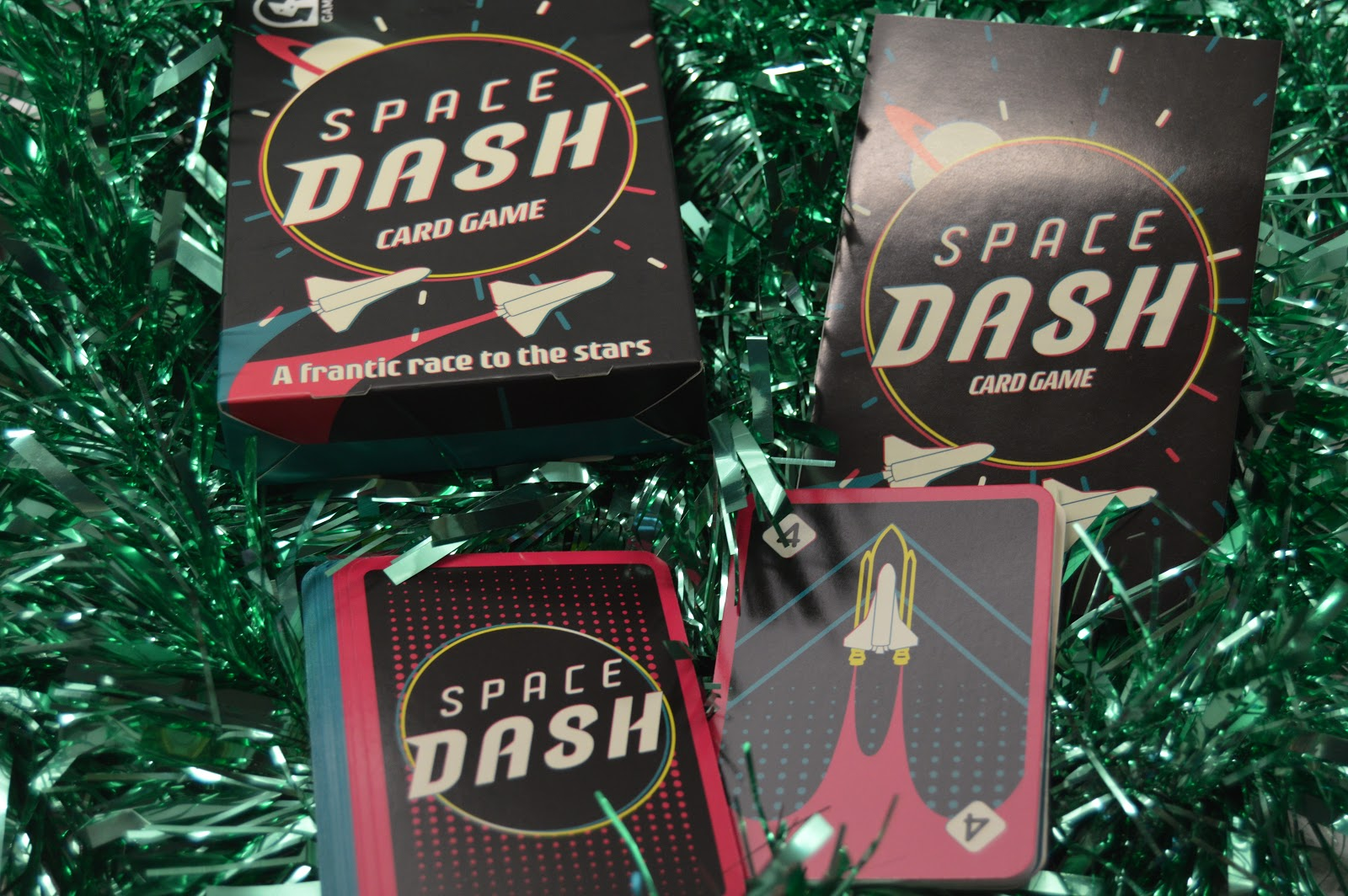 Space dash game