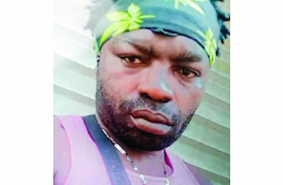 Face Of Cult Member Who Allegedly Killed Policeman In Lagos