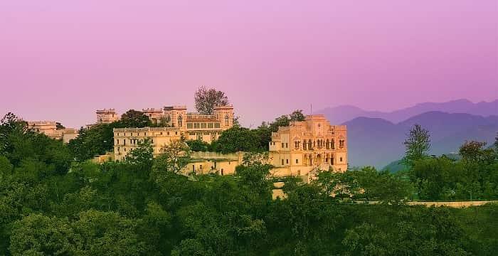 Narendra Nagar Palace