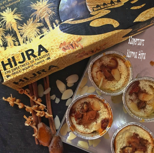 Klapertart Kurma Hijra