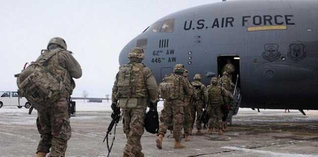 Pasca Serangan Aramco, AS Kirim Pasukan Militer Ke Arab Saudi