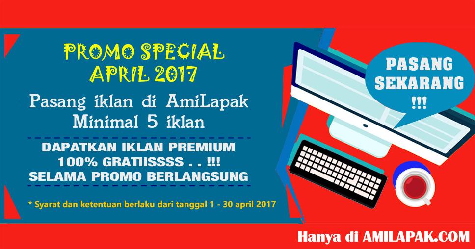 Promo Special April 2017