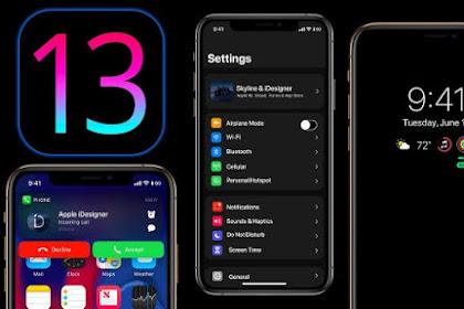 Plagiat Android, 5 Fitur Terbaru iOS 13
