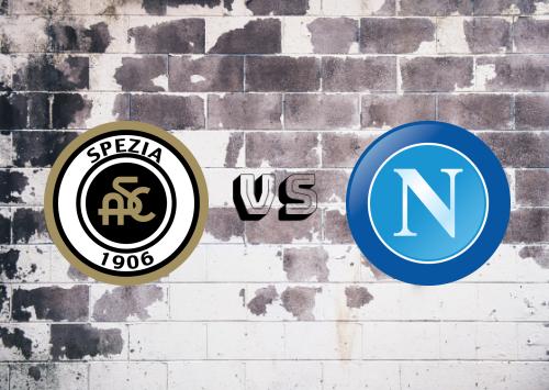 Spezia vs Napoli