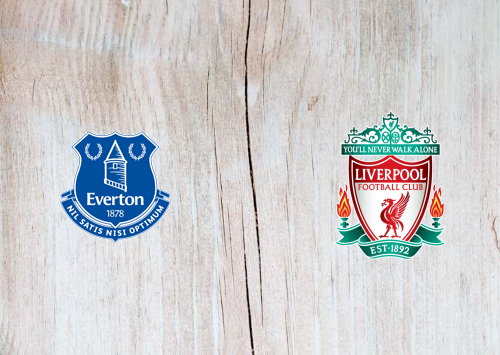 Everton vs Liverpool Full Match & Highlights 21 June 2020