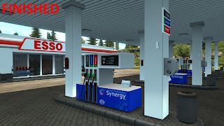 recommendedmodsets2, ets2 mods, euro truck simulator 2 mods, ets2 graphic mod, ets 2 realistic gas stations, ets 1.32, ets 2 real european gas station reloaded v1.32 screenshots 6