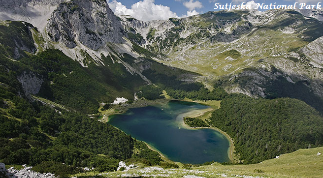 The Beautiful Sutjeska National Park