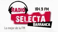 RADIO SELECTA BARRANCA 104.9 FM EN VIVO