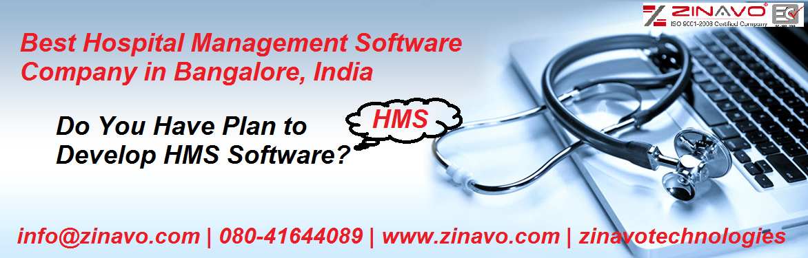 Healthcare Web Application and ERP Software Development