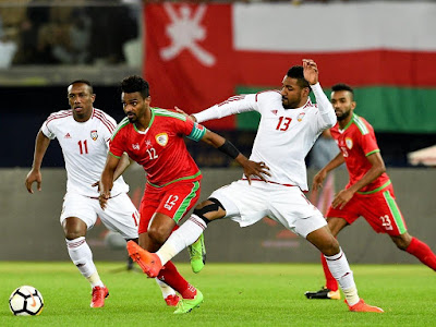 مشاهدة مباراة عمان والبحرين