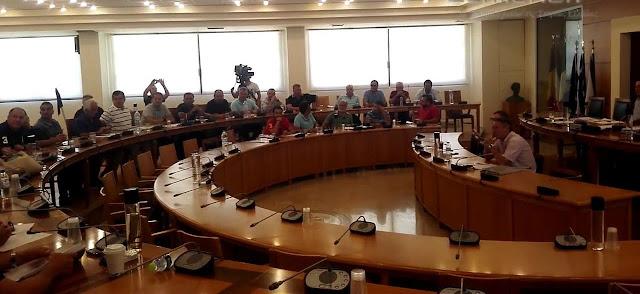 Λαμία: Ένας χρόνος θητείας της Δημοτικής Αρχής
