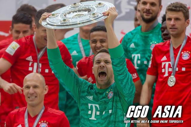 Manuel Neuer masih diharapkan FC Hollywood - Rumahsport.com
