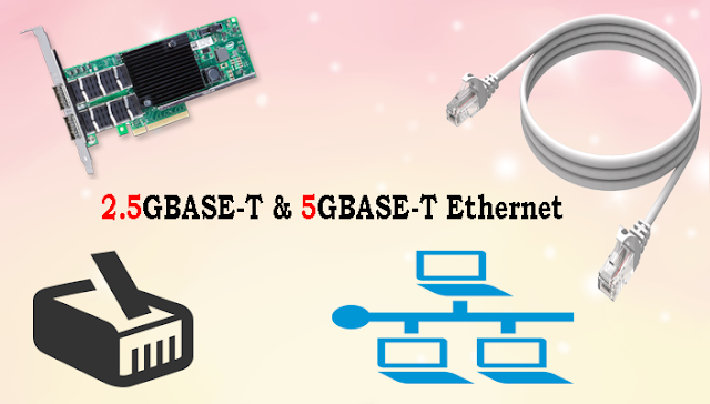 2.5GBASE-T & 5GBASE-T Etherne