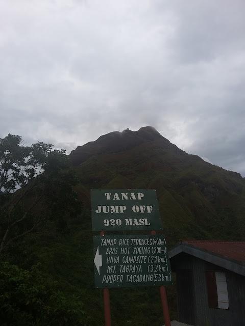 Tanap Jump-offs
