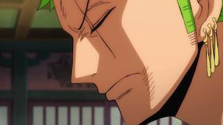 ワンピースアニメ 991話 ワノ国編 | ロロノア・ゾロ | ONE PIECE Roronoa Zoro