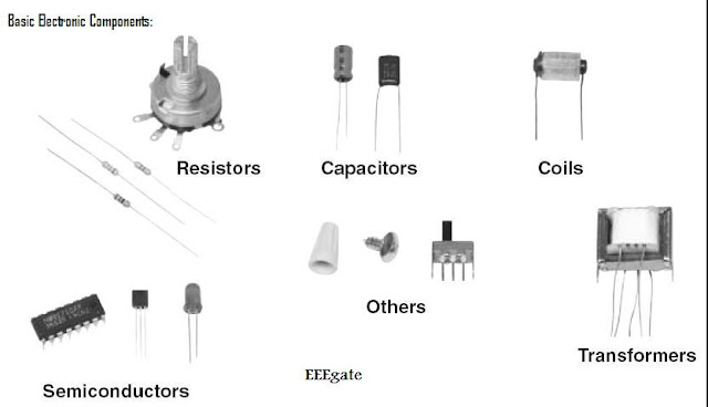 electronics circuit components semiconductors integrated circuits
