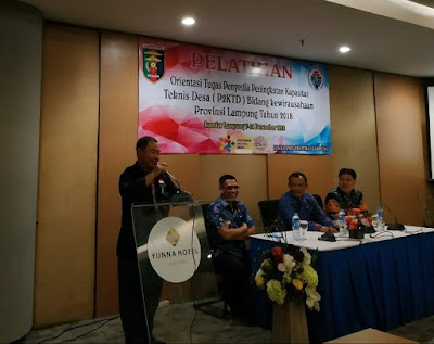 Yayasan Pro Strategic Siap Sukseskan Program Inovasi Desa