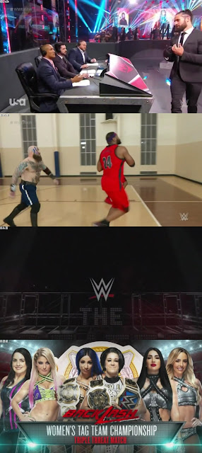 WWE Monday Night Raw 8th June 2020 480p 300Mb HDTV || 7starhd