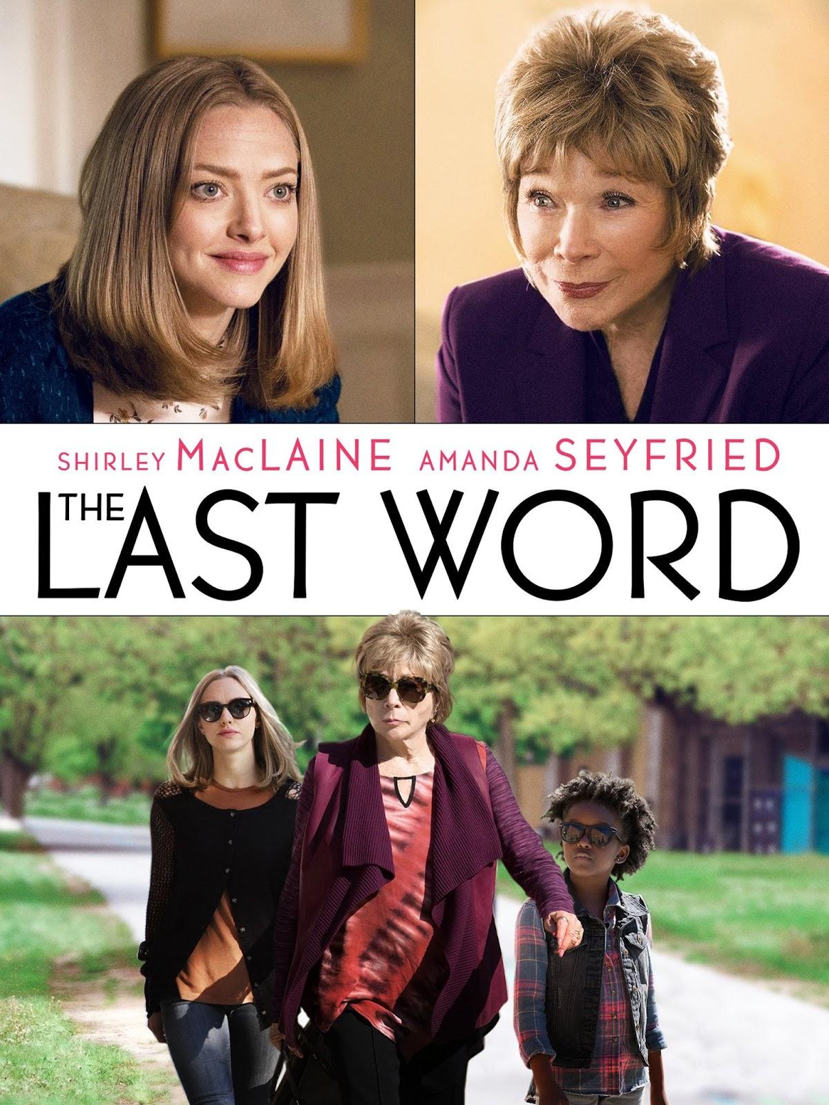 The Last Word [2017] [DVDR] [NTSC] [Latino]