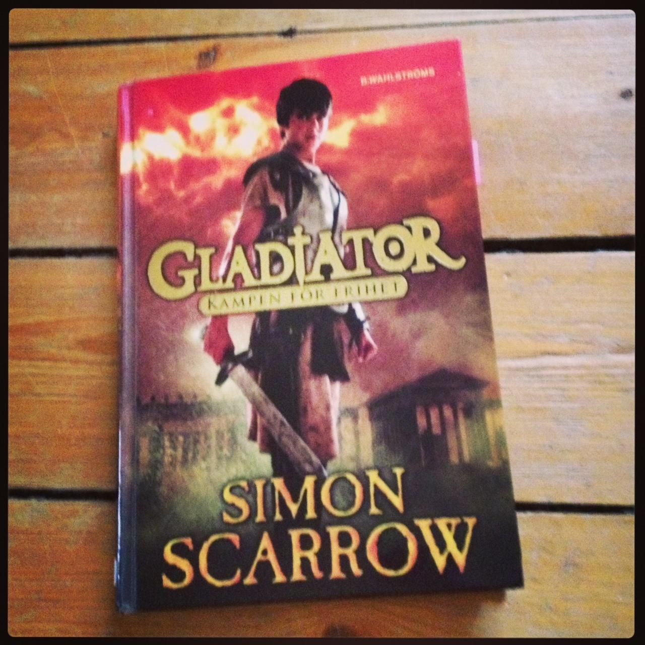 simon scarrow gladiator
