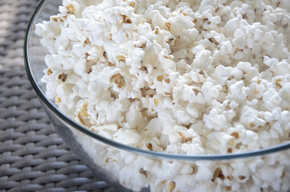 A picture of a big bowl of popcorn | 3 films you should watch this weekend on Now TV.