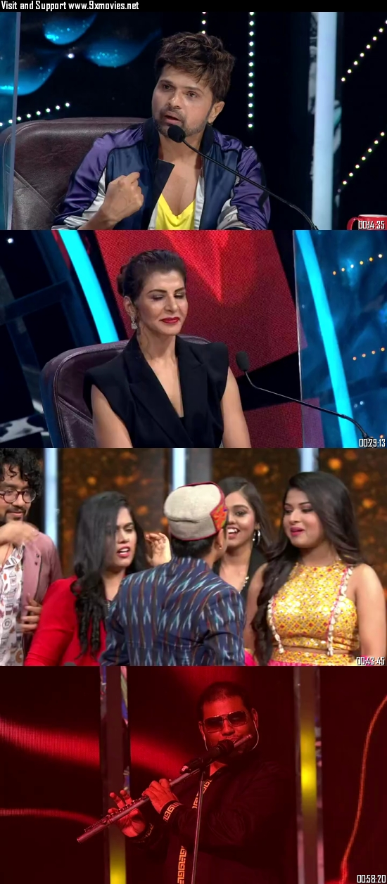 Indian Idol 18 July 2021 HDTV 480p 300MB