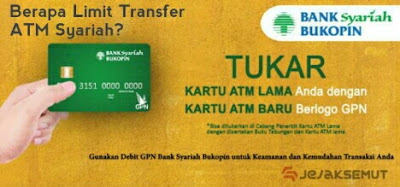 limit transfer atm bukopin syariah