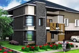Gallery. Desain rumah 3D ... & 089666270561 JASA DESAIN RUMAH DEPOK BOGOR JAKARTA ARSITEK GAMBAR ...