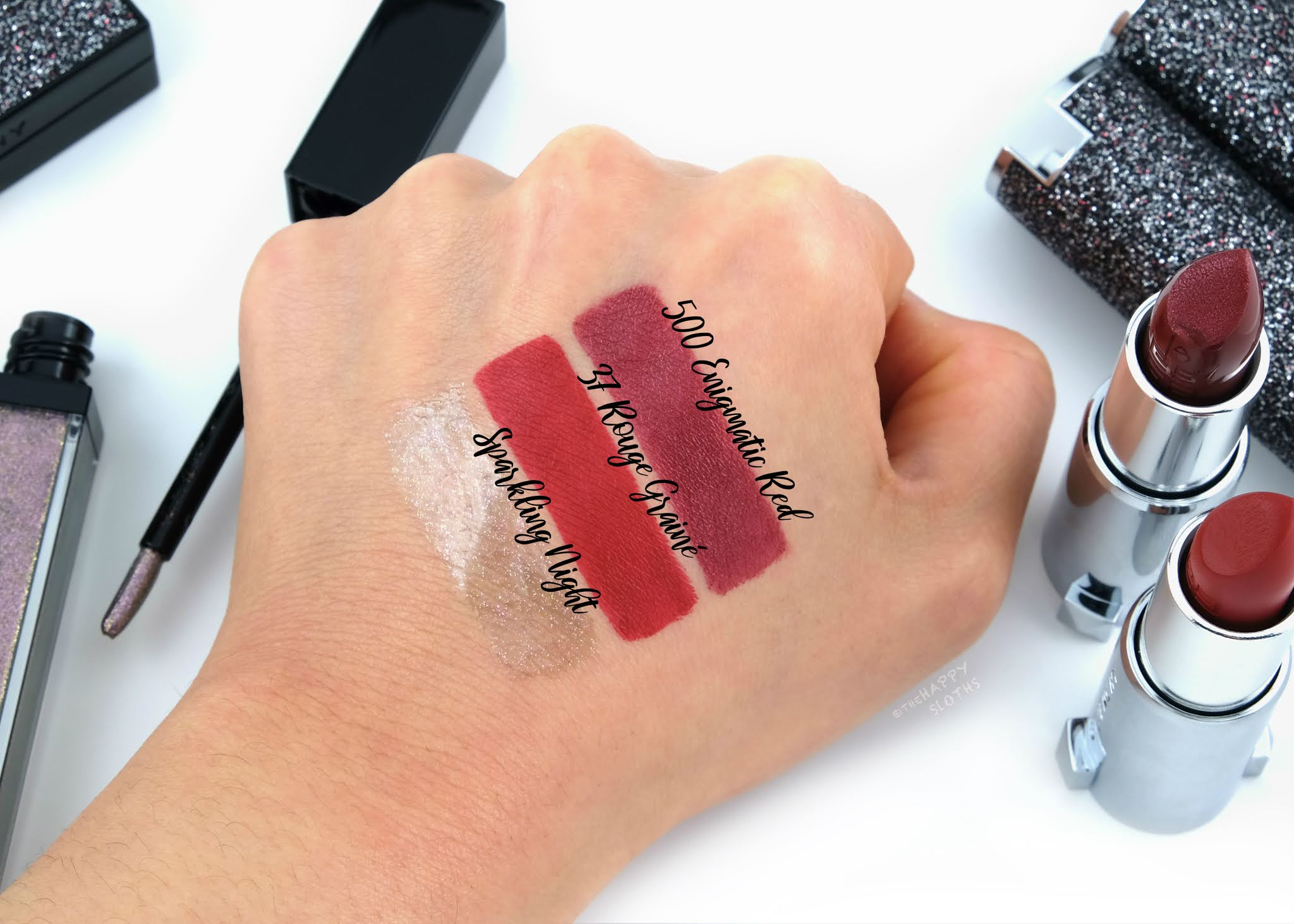 Givenchy | Holiday 2020 Makeup Collection: Review and Swatches