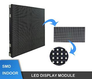màn hình led cabinet nhôm giá rẻ