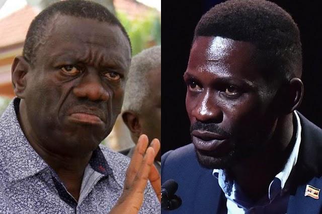UGANDA: KIZZA BESIGYE NA BOBI WINE WAUNGANA KUMNG'OA MUSEVENI MADARAKANI