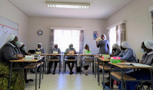 Windhoek Priory  Junior Class Room