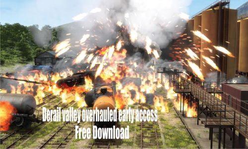 Download Derail Valley Overhaule Early Access Highly Compressed