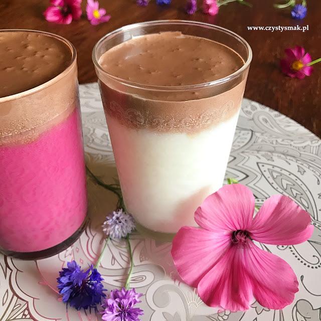 Dalgona cocoa