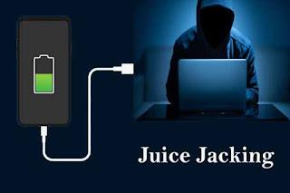 Juice jacking kya hai
