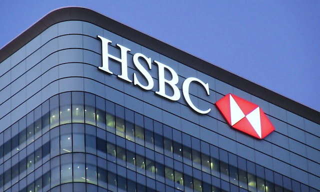 Banco británico HSBC reduce 35 mil empleos