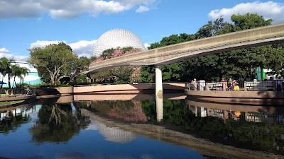 Disney Epcot, Orlando