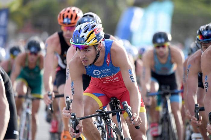 Mario Mola vence la WTS de Yokohama