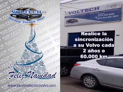 Sincronizacion Camionetas Volvo VOLTECH